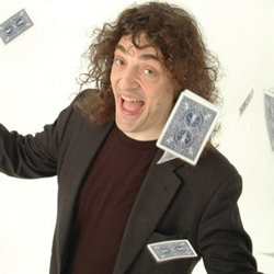 Jerry Sadowitz: Card Tricks and Close Up Magic