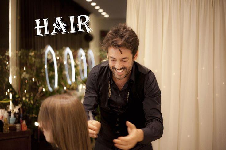 hair obey him