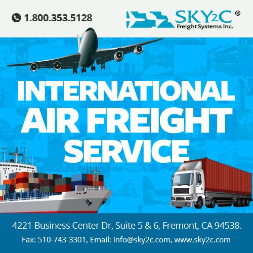 Get in touch with Sky2c for further details about our #international #air #freight services or #commercial #cargo. Request a free quote. We look forward to hearing from you!
