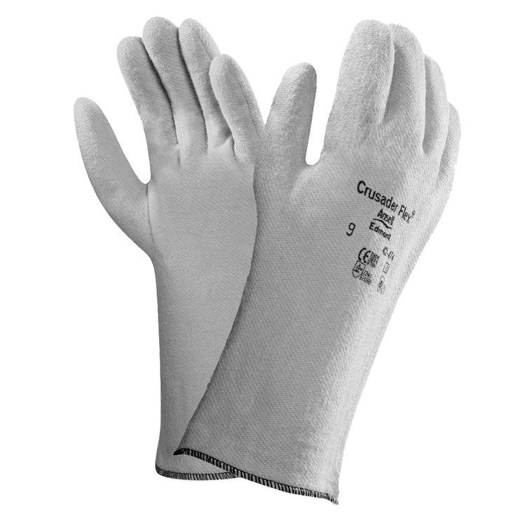 Ansell Crusader Flex 42-474 - Jual Sarung Tangan Safety u/ Perlindungan Terhadap Benda Panas.  - Penghalas panas hingga 400ºF - Konstruksi 2 potong menghilangkan outseams untuk kenyamanan jari, ketangkasan dan fleksibilitas. - Terikat dg Nitrile coating.  http://sarungtangansafety.com/home/224-ansell-crusader-flex-42-474-jual-sarung-tangan-safety-u-perlindungan-terhadap-benda-panas-dg-harga-murah.html  #ansell #crusaderflex #sarungtangan #sarungtangansafety
