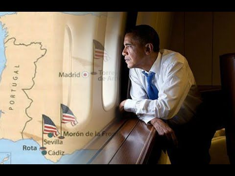 Obama en España; Activa el rechazo del pueblo español