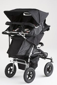 Triple Pram | Triplet Pram | ABC Adventure Triple Buggy