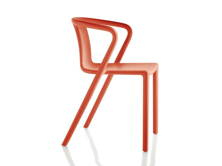 The Magis Air-Armchair is a contemporary chair design from Jasper Morrison.