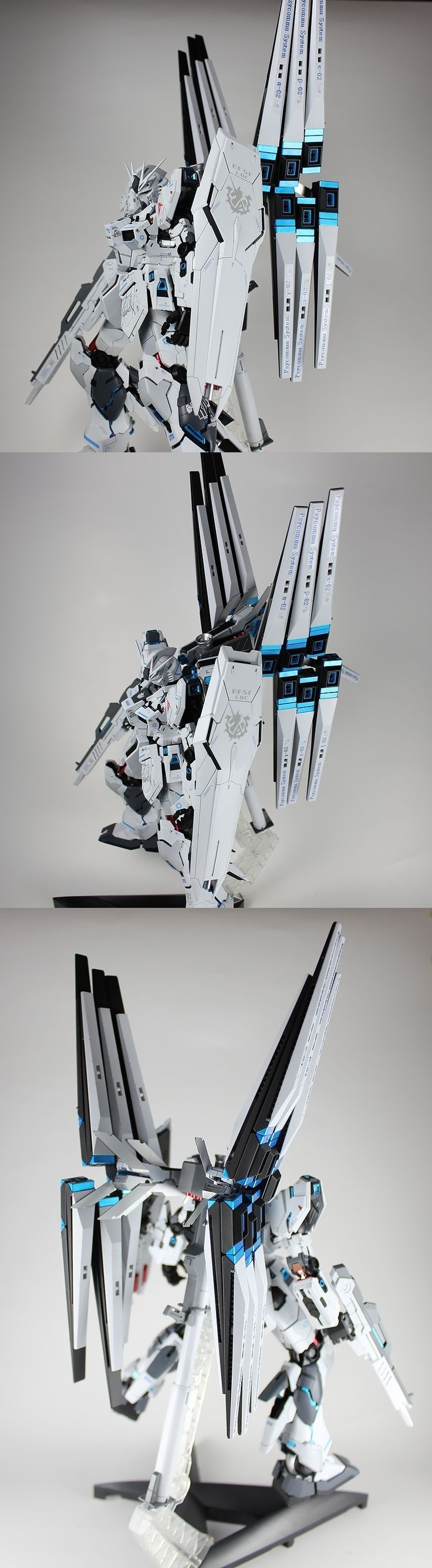 ν Gundam   asjkdahksdjhasdAHHHHAHRAHAFAGGHHHHHHHHHHHHH!!!!!  pure awesomeness