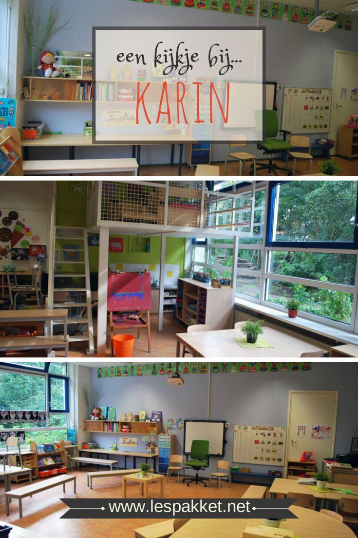 Een kijkje in de klas bij Karin - jufBianca.nl