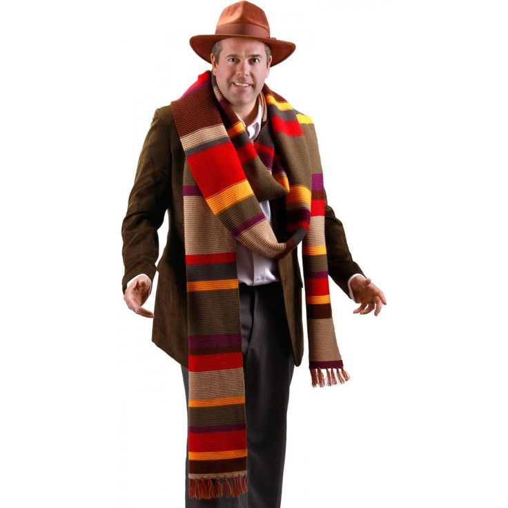 Doctor Who: Fourth Doctor 17 foot Scarf - Doctor Who | BBC Shop