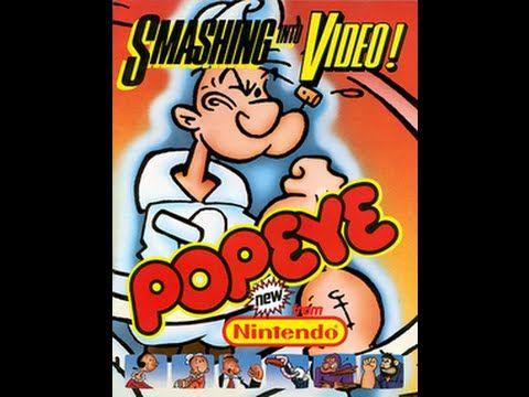 Popeye - Full Run [0 death]