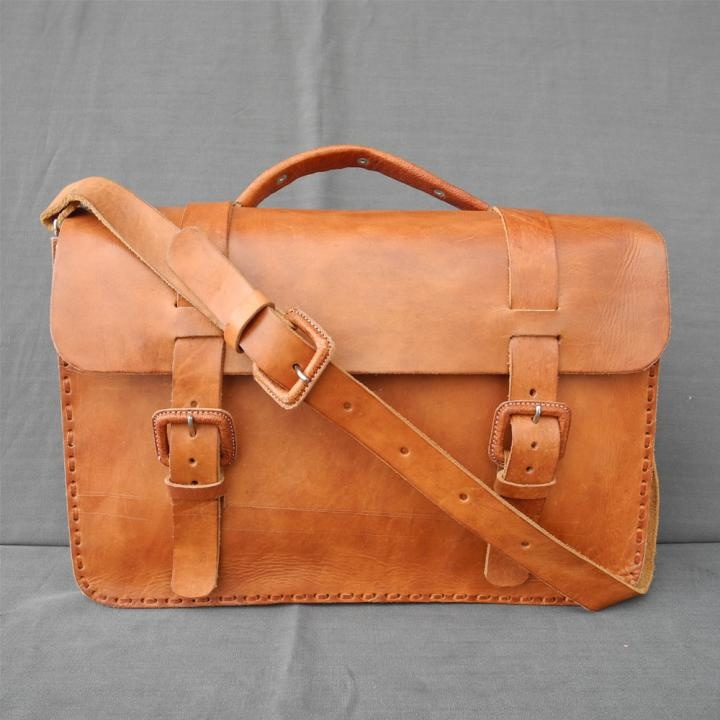 Leather Bags - HANDMADE LEATHER BAG - All Leather - Country Style http://www.ezebee.com/page/leather