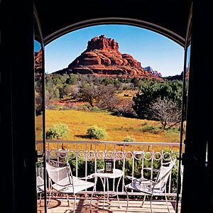 Canyon Villa Bed & Breakfast Inn of Sedona - Sedona, AZ