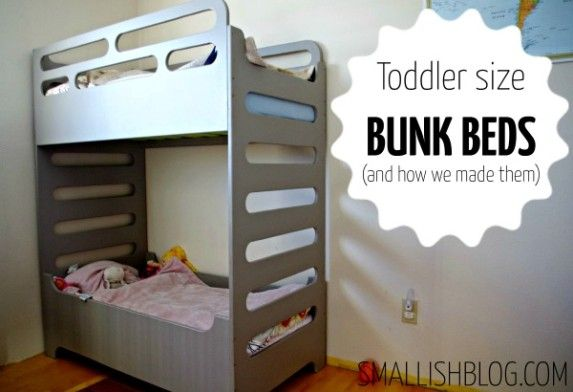 1000 Ideas About Unique Toddler Beds On Pinterest