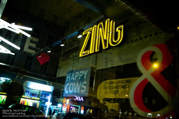 Zing Burger 1075 Budapest, Király utca 60.