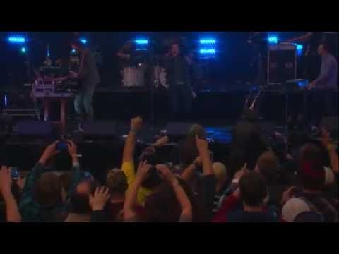 David Crowder Band (feat. Lecrae) - Shadows  [live@Passion 2012]  Recorded from live streaming.