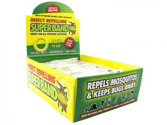 Best Mosquito Repellent Bracelet