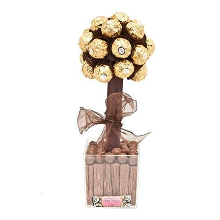 Sweet Creations Ferrero Rocher Sweet Tree