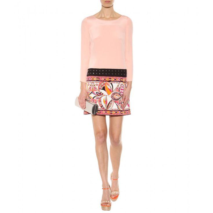 Printed Silk Dress   000917 ☼ mytheresa.com