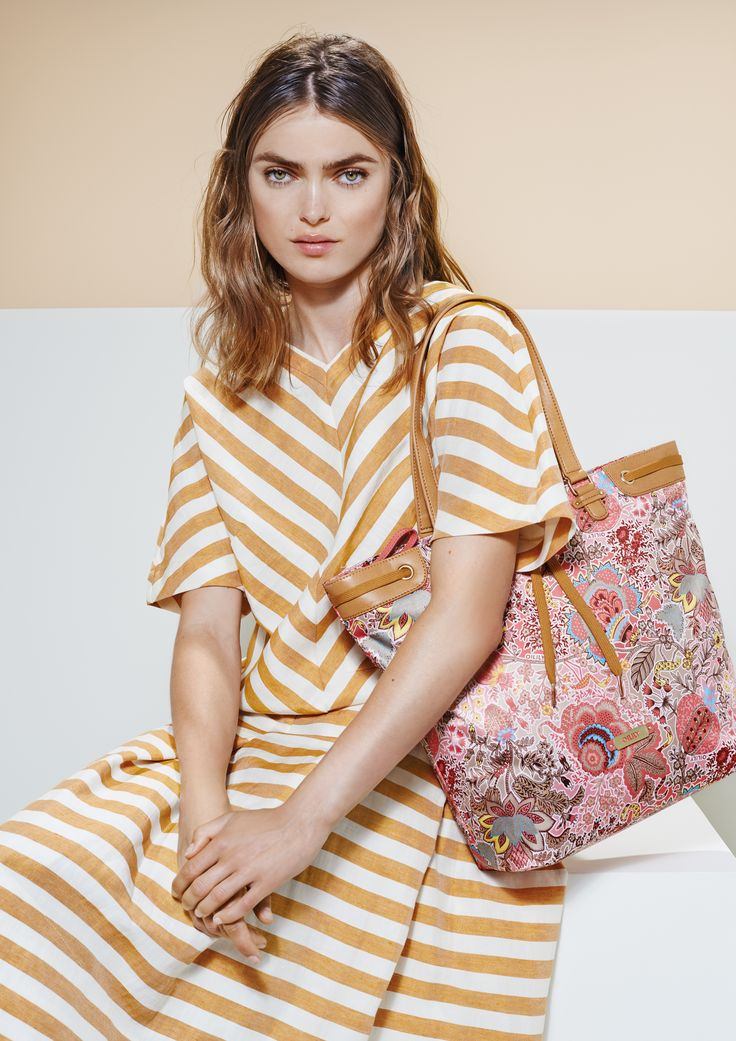 #Oilily Spring & Summer 2015 Collection! #OneCoast #Wholesale #Print #Bags #Fashion