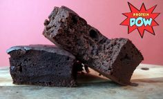 = PROTEIN POW(D)ER !: The Best Low Carb Protein Brownies in the World - A Guest Recipe by Layne Norton!