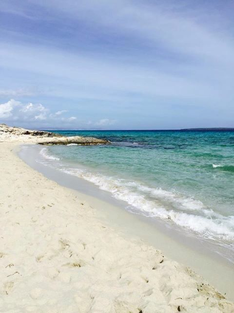 Formentera beach Amazing!