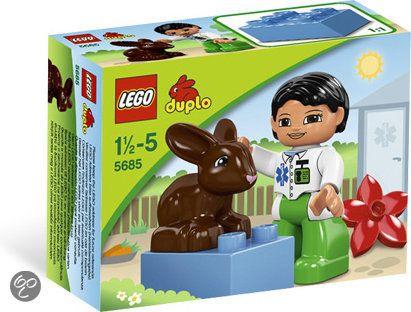 LEGO Duplo Dierenarts - 5685