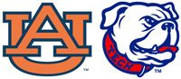 L-013 AUBURN VS LOUISIANA TECH WITH SIGNED FOOTBALL See Auburn play Louisiana Tech on the Plains. Gather your colors and head for Auburn with two tickets to see the Auburn Tigers play Louisiana Tech on September 27, 2014. Includes a two-night stay in a top floor deluxe room across from the campus at the Hotel at Auburn University, just  a  block  from  Toomer's  Corner. This package includes an official Auburn University football signed by Gus Malzahn.