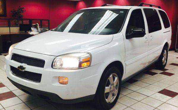 Used 2008 Chevrolet Uplander for Sale in Gainesville, GA – TrueCar