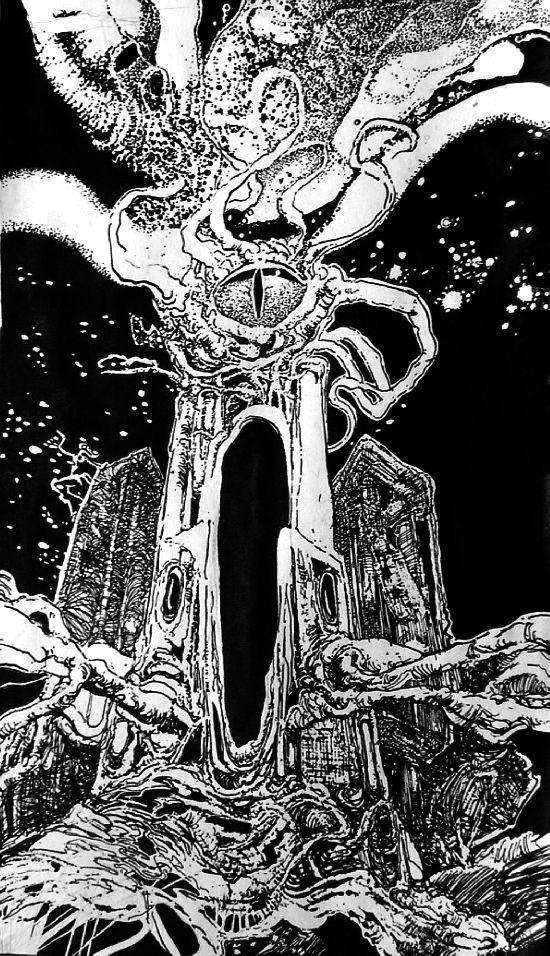 Eye of... by PeterZigga.deviantart.com on @deviantART