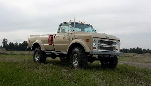 C4500 For Sale >> 1970 Chevy K50 truck (aka Drill Sergeant) | Chevy Crew Cab 67-72 | Pinterest | Chevy, Trucks and ...