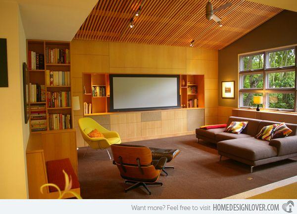 Designpad Architecture Mid-century Modern Living Rooms