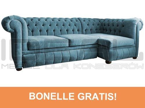 Niebieski narożnik chesterfield, light blue corner sofa chesterfield, wygodna, comfortable,  pluszowa sofa chesterfield, Narożnik Chesterfield March Rem, corner, corner sofa, velvet,  fotel,  chesterfield,  styl angielski, pikowana sofa, niebieski, navy, blue, sky     naroznik_chesterfield_march_rem_IMG_1135m2.jpg (500×373)