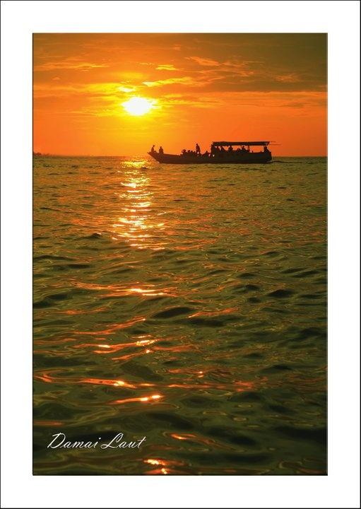 Sunset Karimun Jawa