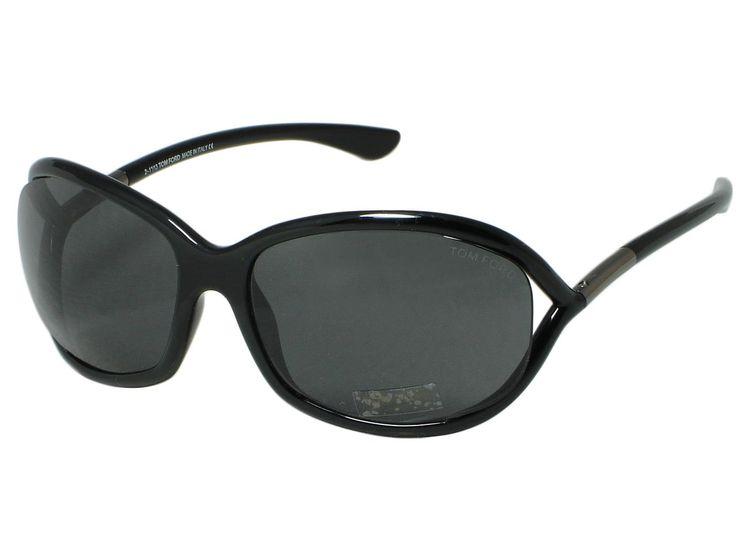 Tom Ford TF8 Jennifer 199 Shiny Black Sunglasses 61mm. Tom Ford TF8 Jennifer 199 Shiny Black Sunglasses 61mm.