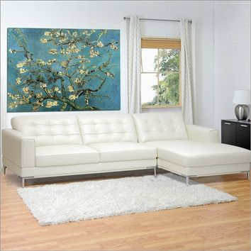 Sofa Sale Leather sectional sofa with tufted cushions and hardwood frame Product Sectional sofaConstruction Material Leather and high density polyurethane