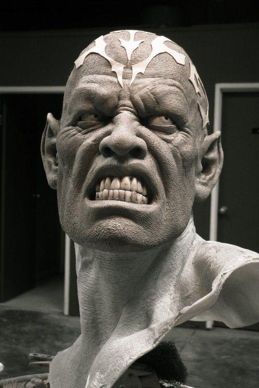 Extraordinary League Of Legends Sculptures By Steve Wang