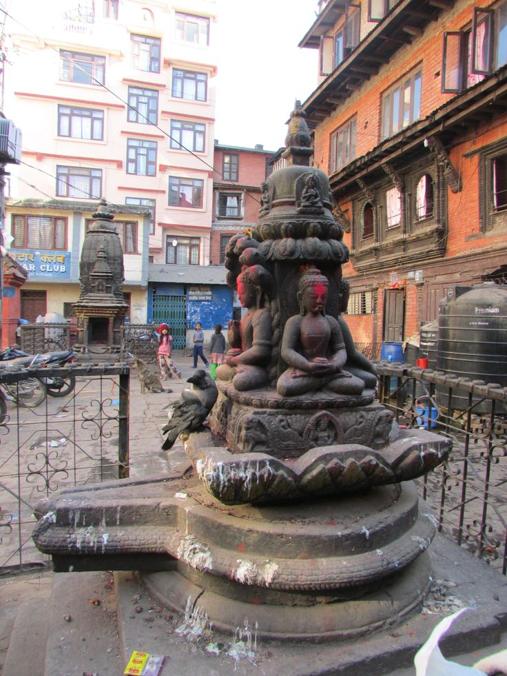Lingam and Buddha