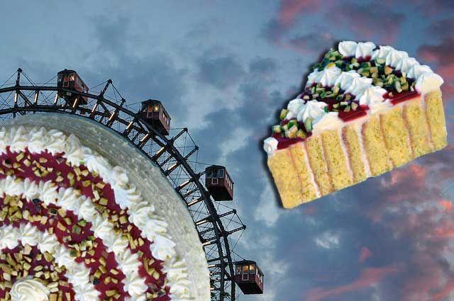 Vídeň, jó Vídeň, cukrářů ráj! Víte, jak na Wiener Prater torte? My ano! – Hobbymanie.tv