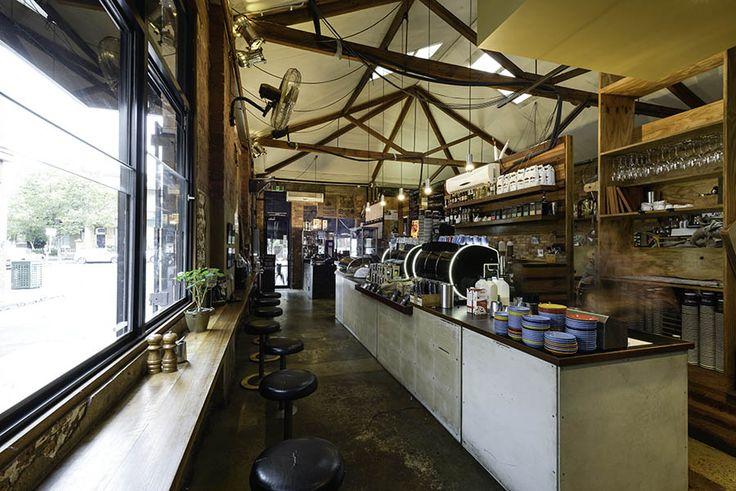 Di Bella Coffee Roasting Warehouse, North Melbourne
