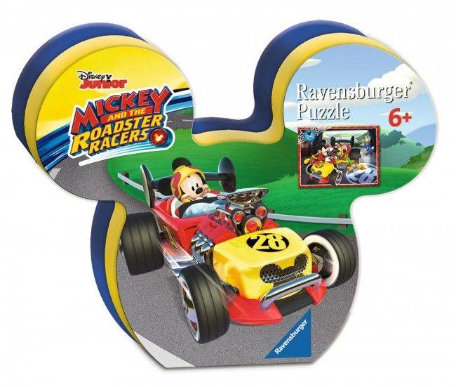 Ravensburger : Casse-tête Tête de Mickey 100 mxc - Castello | Jeux et Jouets