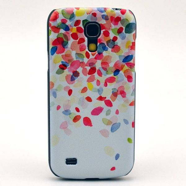 Colorful blossom hoesje voor Samsung Galaxy S4 mini