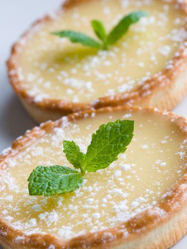 Tarte au citron : Recette de Tarte au citron - Marmiton