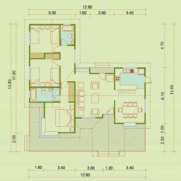 255 best images about proyectos on pinterest - Petit appartement studio allen killcoyne ...