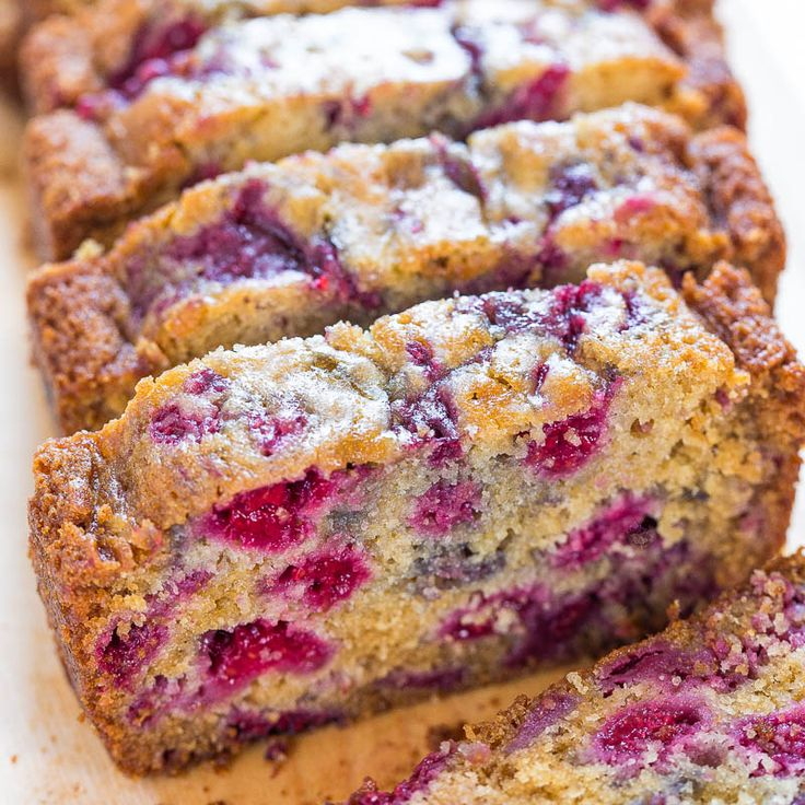 I have 40+ recipes for banana bread,cherry bread, blueberry bread, peach mango bread, andpineapple bread. There'sstrawberry rolls,orange rolls,mixed berry sconesand multipleblueberry muffin recipes.  So many fruity breads and pastries, but nonewith justraspberries. It was time to change that and show some raspberry love. The bread is loosely based on my Cinnamon Ribbon Bread recipe, …