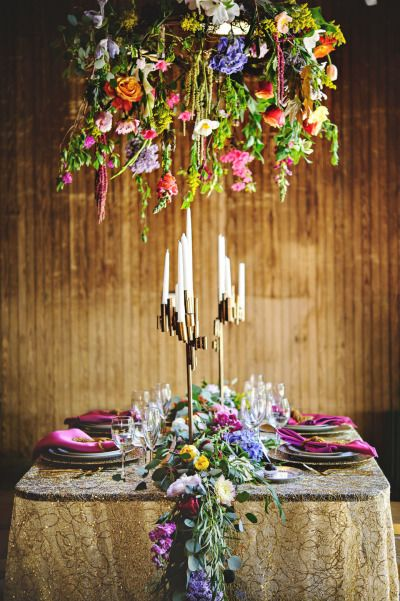 Inspired by Gustav Klimt: http://www.stylemepretty.com/massachusetts-weddings/lenox/2015/04/22/vibrant-gustav-klimt-wedding-inspiration/ | Photography: Eric Foley - http://ericfoleyphotography.com/
