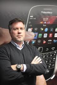 Todd Wood / Blackberry - Digital, experience & industrial design.