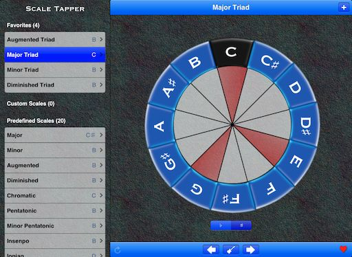 Article on using Scale Tapper for learning and teaching chords in music education. Exploring Chords and String Instruments | Scale Tapper for iPad