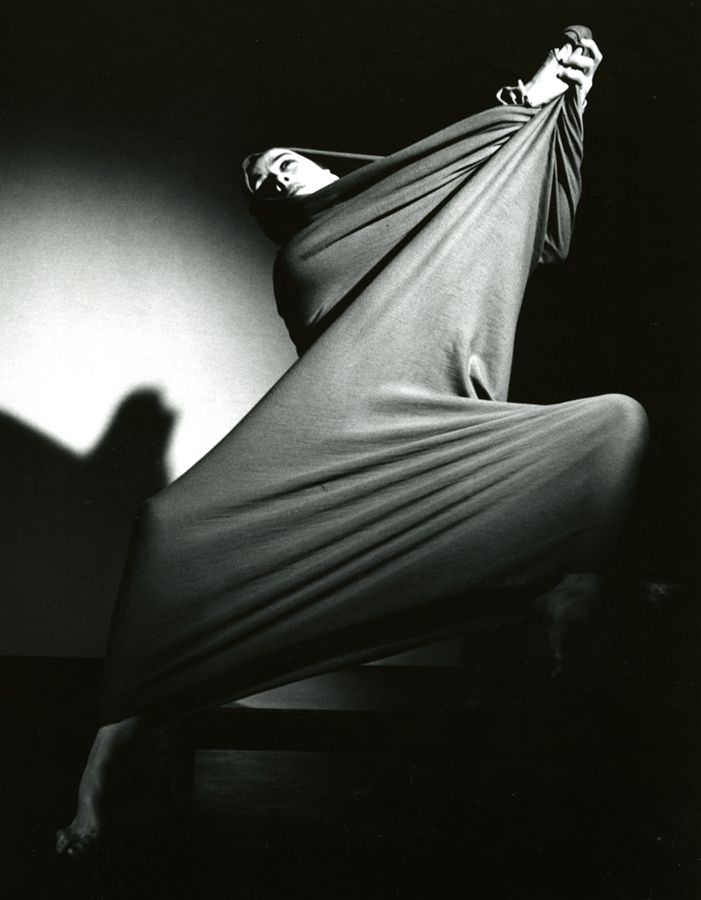 Martha Graham, Letter to the World, 1940 ( by Barbara Morgan via outlier)
