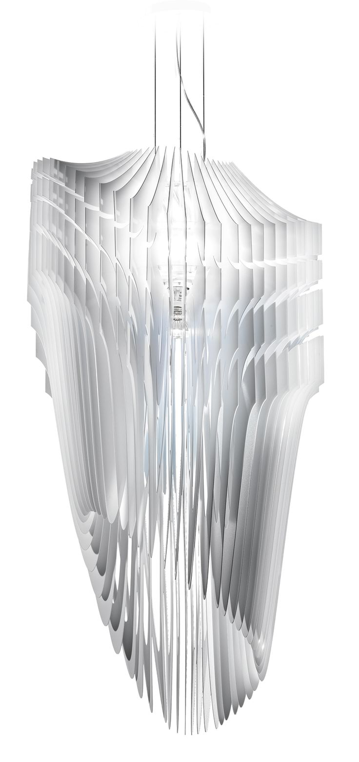 17 best images about acrylic lights on pinterest for Zaha hadid lamp
