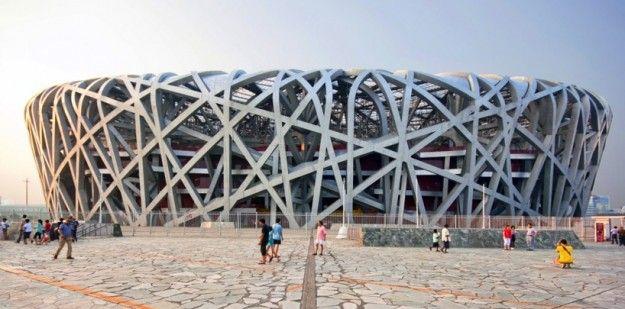Pechino ospita la cerimonia del premio Pritzker per l'architettura  #architecture #demeuron #herzog Pinned by www.modlar.com