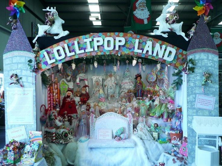 Lollipop Land daily 1-24 December Samford