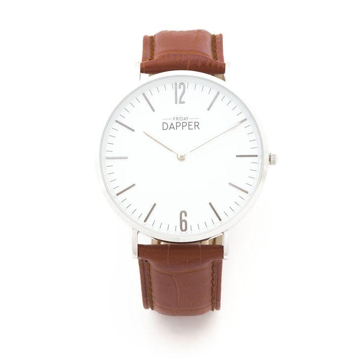 Cool minimalist watch.