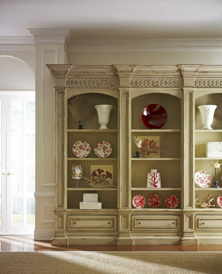 68 best built ins cabinets french country images on for Hathaway furniture new york